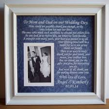 wedding gift to parents personalized wedding gifts for parents products on wanelo
