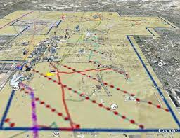 Las Vegas Strip Map by Blm Continues Review Of Searchlight Wind Project