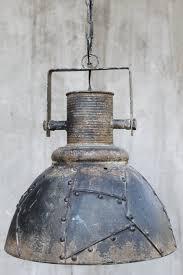 Lampen Wohnzimmer Bauhaus Industrielampe Shabby Vintage Hängeleuchte Retro Bauhaus
