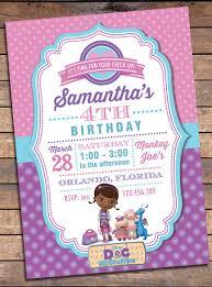 doc mcstuffins birthday party planning ideas u0026 supplies