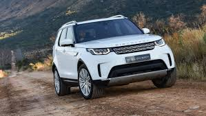 blue land rover discovery tested new land rover discovery is truly upscale iol motoring