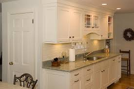 Kitchen With Wainscoting Scanzillo Corporation Building Design Construction General