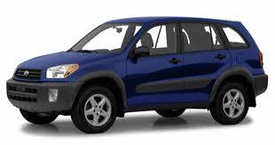 2006 toyota rav4 blue book value 2001 toyota rav4 overview cars com