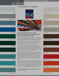 garage doors color wheel to behr conversion chart garage door