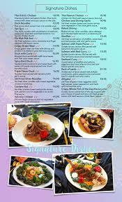thai singha and sushi u2013 authentic thai cuisine and sushi