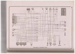 honda xrm electrical wiring diagram with blueprint images 41145