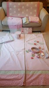 Nursery Curtains Next Next Nursery Cot Cot Bed Set Curtains Musical Mobile Rug