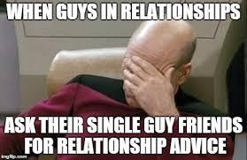Single Memes For Guys - captain picard facepalm meme imgflip