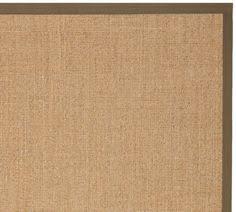 Bound Sisal Rug Color Bound Natural Sisal Rug 2x3 U0027 Tobacco Border Sisal Rugs