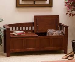 bench indoor storage benches gladiator storage bench solid wood