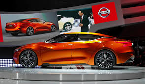 nissan maxima nismo horsepower nissan sport sedan concept previews the 2016 maxima live photos
