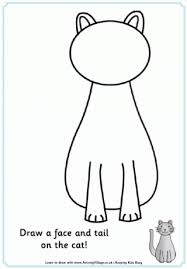 bucket filling coloring pages complete the picture printables for kids