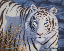 facts white tiger