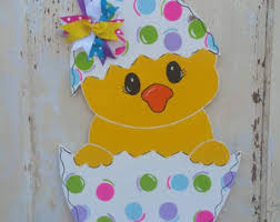 Easter Decorations For Sale Nz by Easter Door Decor Etsy