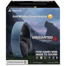 playstation gold wireless headset black friday target sony gold wireless stereo headset ps4 walmart com