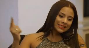 cyn pulled back hair love and hip love hip hop new york season 4 episode 9 recap erica mena s