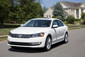2013 volkswagen passat information and photos momentcar