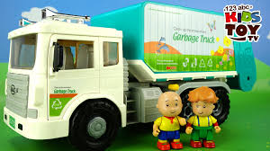 toy garbage truck toys for boys the amusing animated film for