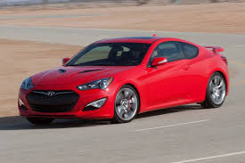 hyundai genesis 2 door coupe 2016 hyundai genesis pricing for sale edmunds