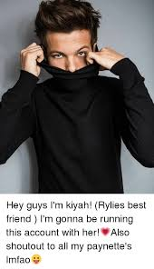 Friend I M Gonna Tell - hey guys i m kiyah rylies best friend i m gonna be running this