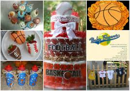 sport themed baby shower sports themed baby shower ideas baby shower ideas