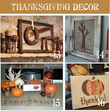 20 photos of the thanksgiving home decorations economic ideas