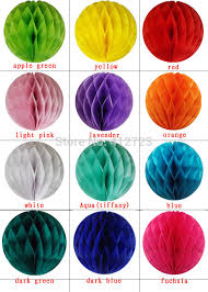 Christmas Crepe Paper Decorations by 6inch 15cm 10pcs Lot Honeycomb Ball Tissue Paper Lanterns Wedding