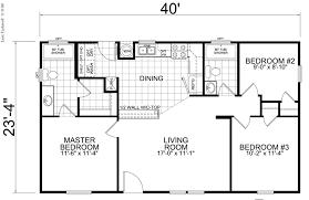 3 bed 2 bath house plans home 24 x 40 3 bedroom 2 bath 933 square house