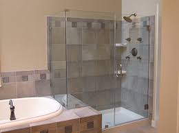 cheap bathroom ideas light brown wooden vanity sink cabinet shower
