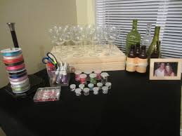 Wine Glass Decorating Ideas Wine Tasting Party Diy Inspired