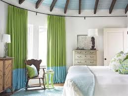 Bedroom Curtain Design Ideas Best 25 Lime Green Curtains Ideas On Pinterest Green Office
