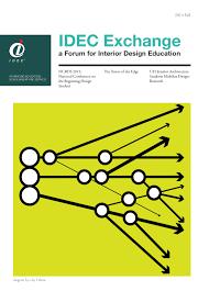 Scholarships For Interior Design Students by Idec Exchange Interior Design Educators Council