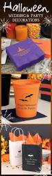 personalized halloween wedding decorations and party favors will