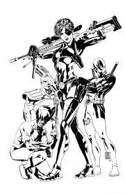 domino deadpool wolverine u0026 cable jun bob kim draws comic art
