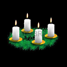 advent wreath candles advent wreath with four candles royalty free cliparts vectors