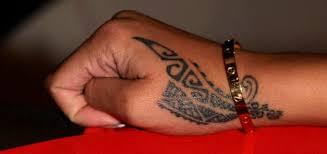 remarkably beautiful tribal wrist tattoos you should try stunstupefy