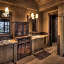 bathroom rustic bathroom vanity with elegant rustic bathroom