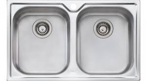 Oliveri Melbourne  X Mm Double Bowl Sink Sinks Harvey - Kitchen sink melbourne