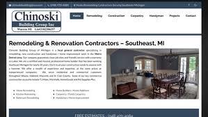 Home Renovation Contractors Home Remodeler Websites Archives Contractorweb