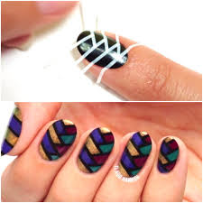 35 fabulous nail art designs with playful pretty stripes preppy chic