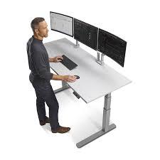 Standing Vs Sitting Desk by Adjustable Sit Stand Desk Adjustable Stand Up Desk