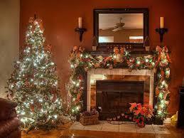 decoration old fashioned christmas decorating ideas interior