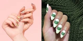 12 cute christmas nail art designs best holiday manicures for