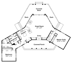 cool cabin plans cool octagon style house plans at coolhouseplans com