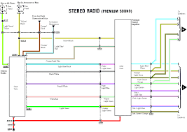 factory radio wiring diagram factory wiring diagrams instruction