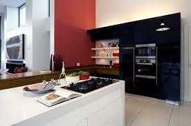 cuisine mur noir cuisine noir et rideau salon et noir nimes rideau