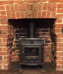 buckingham cast iron multi fuel and wood burning stove 7 5kw max