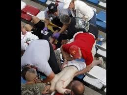 coke zero fan cam nascar 2nd fan cam tire debris all over guy still drinks a bud