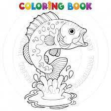 freshwater fish coloring pages printable coloring pages gallery