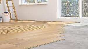 bamboo flooring on concrete flooring design